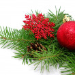 Christmas decoration — Stock Photo #8009847