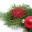 Christmas decoration — Stock Photo #8096255