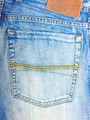 Calça jeans — Fotografia Stock