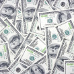 Money background — Stock Photo #9421466
