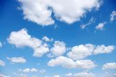 Nuvole bianche — Foto Stock