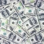 Money background — Stock Photo #9680203
