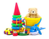 Toys collection — Stockfoto