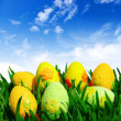 easter eggs — Stock Photo #9822419