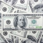 Money background — Stock Photo #9920408