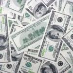 Money background — Stock Photo #9920412