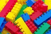 Toy background — Stock Photo