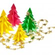 Foto de Stock  : Christmas trees