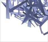 Vector de fondo abstracto — Vector de stock