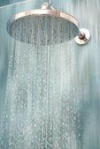 Sprchová hlavice世界フラグの本コレクション 25 — Stock fotografie