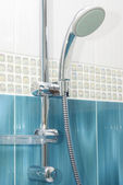 Bathroom shower — Stock Photo