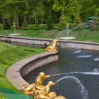 Fragment of fountain — Stock Photo #8062771