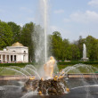Fountain in Lower Park — Stock Photo #8092535