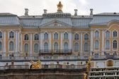 Fragmento do palácio de peterhof — Fotografia Stock