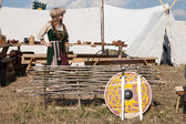 Medieval fair — Stock Photo