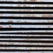 Stock Photo: Old metal grate as background