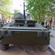 Stock Photo: Armoured troop-carrier wheeled
