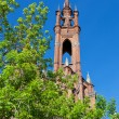 Roman-Catholic church in Samara, Russia — Stock Photo