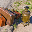 Stock Photo: Old household items
