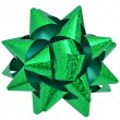 Stock Photo: Green star