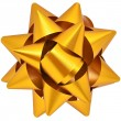 Stock Photo: Gold star