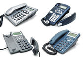 Digital phones — Stock Photo