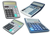 Calculators — Stockfoto