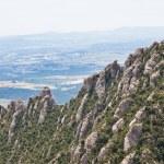 Montserrat Mountain. Catalonia. Spain — Stock Photo #10408489