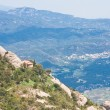 Montserrat Mountain. Catalonia. Spain — Stock Photo