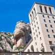 Stock Photo: Monastery of Montserrat. Catalonia. Spain