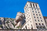 Monastery of Montserrat. Catalonia. Spain — Stock Photo