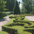 Stock Photo: Landscaping Peterhof. Russia
