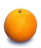 Naranja sobre fondo aislado — Stok fotoğraf