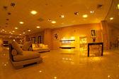 Interior of the apartment — Stock Photo