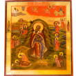 Icon of Orthodox Church — Stock Photo #8423925