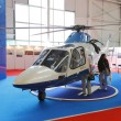 international exhibition of helicopter industryon — Stock Photo #10154456