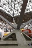 Exposición internacional mosbuild 2011 — Foto de Stock