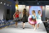 Children's Fashion Show — Zdjęcie stockowe
