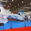 International Exhibition of Helicopter Industry — Stock Photo #10263432