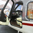 International Exhibition of helicopters — Stock Photo #10268436