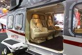 Międzynarodowa wystawa helikoptery — Zdjęcie stockowe