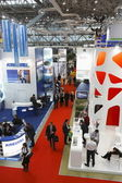 International Exhibition MosBuild-2011 — Foto Stock