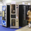 International vending Exhibition — Stock Photo