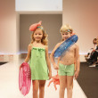 Children's Fashion Show 2012 — Stock Photo #10318241