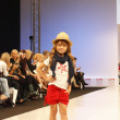 Children's Fashion Show 2012 — Stock Photo #10318307