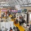International Exhibition of Travel & Tourism - Foto de Stock