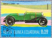 Bentley 3 Litre 1921 release — Stock Photo