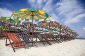 Vacation Beach. — Stock Photo