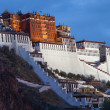 Potala Palace. - Stock Photo