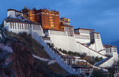 Potala Palace. — Stock Photo